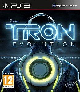 Tron Evolution - PS3 Mídia Física Usado