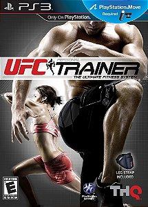 Ufc Trainer The Ultimate Fitness System - PS3 Mídia Física Usado