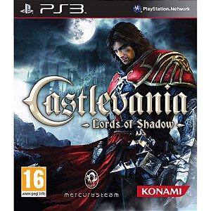 Castlevania Lords of Shadow- PS3 Usado
