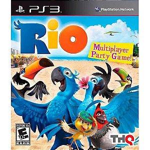 Jogo Rio - PS3 Usado