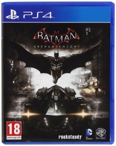Batman Arkham Knigth - PS4 Usado