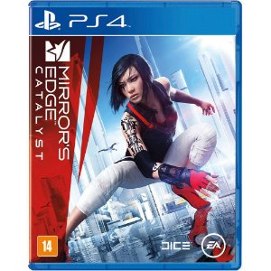 Mirror Edge Catalyst - PS4 Mídia Física Usado