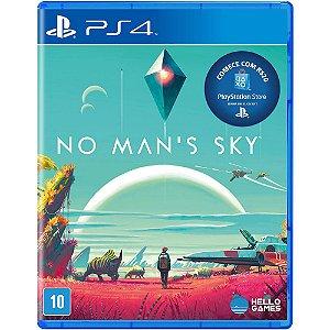 No Man's Sky - PS4 Mídia Física Usado