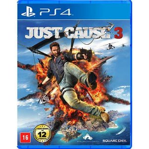 Just Cause 3 - PS4 Mídia Física Usado