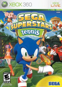 Sega Superstars Tennis Xbox 360 Usado