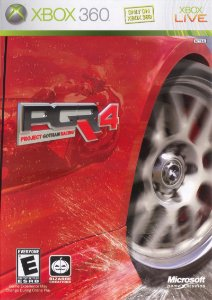 PGR4 Project Gotham Racing 4 Xbox 360 Usado