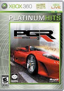 PGR3 Project Gotham Racing 3 Xbox 360 Usado