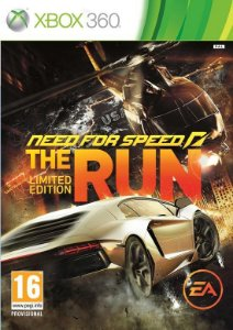 Need for Speed the Run Xbox 360 Usado
