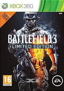 Battlefield 3 Xbox 360 Usado