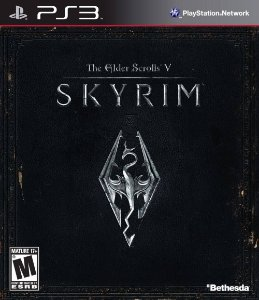 Skyrim PS3 Mídia Física Usado