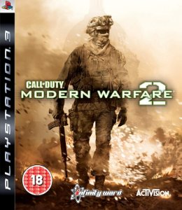 Call of Duty Modern Warfare 2 PS3 Usado