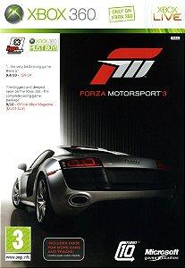 Forza 2 Motorsport 3 Xbox 360 Usado