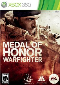 Medal of Honor Warfighter Xbox 360 Usado
