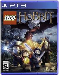 Lego O Hobbit PS3 Mídia Física Novo Lacrado
