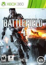 Battlefield 4 Xbox 360 Mídia Física Usado