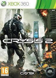 Crysis 2 Xbox 360 Usado