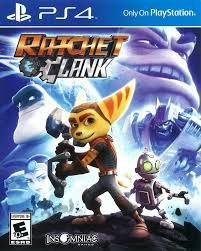 Ratchet Clank PS4 Mídia Física