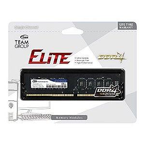 Memória Elite 16GB DDR4 2133 Mhz