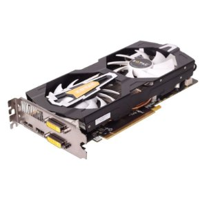 Placa de Vídeo Zotac Nvidia Geforce GTX 660 2GB DDR5 192 Bits ( Semi - Nova )