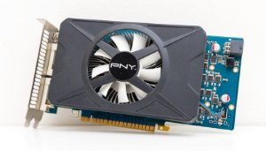 Placa de Vídeo PNY Nvidia Geforce GTX 550TI 1GB DDR5 192 Bits ( Semi - Nova )