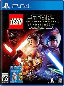 Lego Star Wars O Despestar da Força PS4 Usado