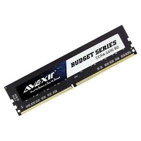 Memória Avexir Gamer 8GB DDR4 2400Mhz