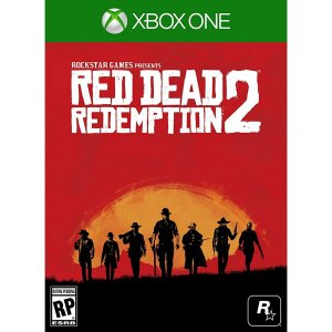 Red Dead Redemption 2 - Pre-Venda - Xbox One - Mídia Física