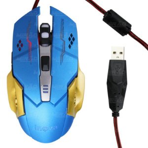 Mouse Gamer Blue Sky Inova MOU-6928