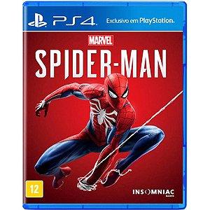 Marvel Spider-Man PS4 Usado