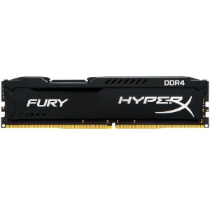 Memória Kingston HyperX FURY 16GB 2400Mhz DDR4