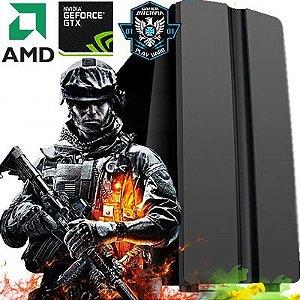 Computador Gamer AMD FX 8120 3.10Ghz + Memória 16GB DDR3 + HD 500GB + Geforce GTX 550TI ( Semi-Novo )