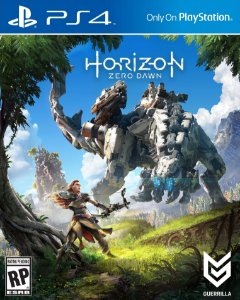 Horizon Zero Dawn PS4 Novo Lacrado