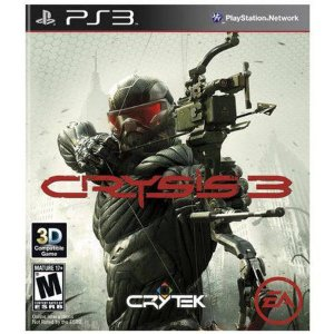 Crysis 3 PS3 Usado