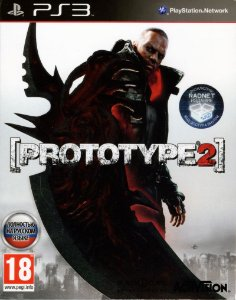 Prototype 2 PS3 Usado