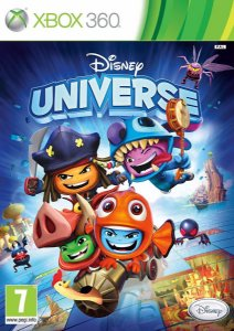 Disney Universe Xbox 360 Usado