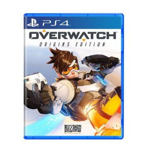 Overwatch Origins Edition PS4 Usado