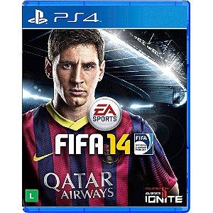 Fifa 14 PS4 Usado