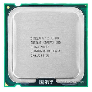 Processador Intel Core 2 Duo E8400 3.0 Ghz Usado