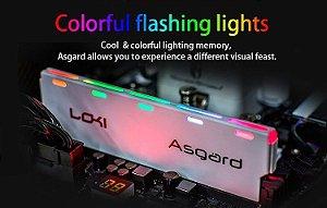Memoria Game Loki Asgard  8GB DDR4 2400 Mhz RGB
