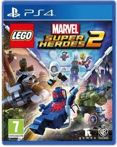 LEGO Marvel Super Heroes 2 PS4 Usado