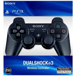 Controle Dual Shock 3 Preto Sony PS3