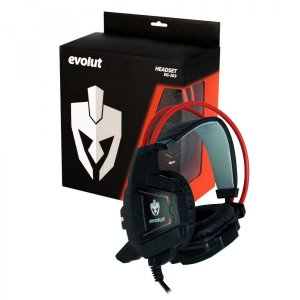 HEADSET GAMER EVOLUT EG-303
