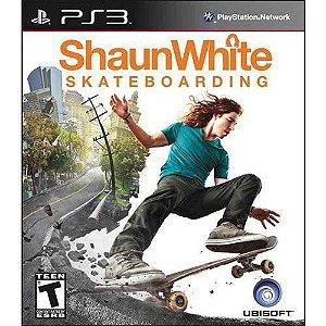 ShaunWhite Skateboarding PS3 Usado
