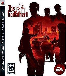 The Godfather II PS3 Usado