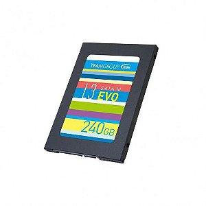 HD SSD 240GB Team Group L3 EVO Sata III TM1F-190325003