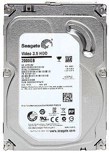 HD 2TB Seagate S-ata III ST2000VM003 PC Vídeo
