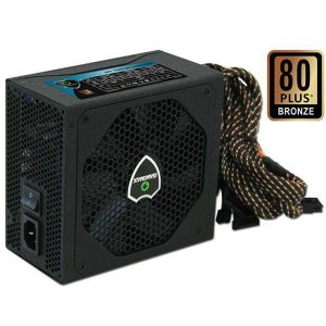 FONTE GAMEMAX GM500 500W, 80 PLUS BRONZE, PFC ATIVO OEM