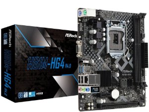 Placa Mãe ASRock H81M-HG4 LGA1150 Chipset Intel