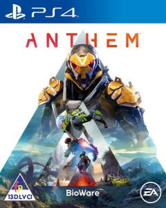 Anthem PS4 Usado