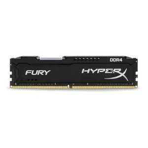 Memoria DDR4 8GB 2666Mhz HyperX Fury Black - HX426C16FB2/8